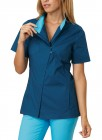 Casacca  donna  Cherry   EASYFIT  col.blue/turchese